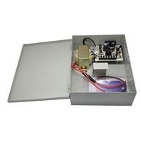 ML-AC10  Door Access Control Power Supply Unit, battery backup( inside the case)
