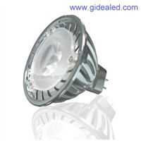 MR16 3W LED Lamp 1*3W LED Spotlight