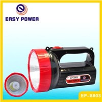 MULTI-FUNCTION LED TORCH &FLASHLIGHT
