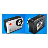 Most popular waterproof  1080p mini sport all action camera