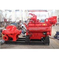 Multistage Centrifugal Fire Pump / Fire Fighting Equipments High Power up to 8000kw