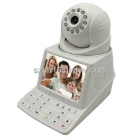 Network Video Phone Camera