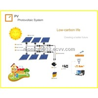 New 300W Solar Power System PV System for TV,Lighting