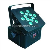 New & Hot 12pcs*10w/ Quad Battery Power & Wireless DMX Par Profile- Freedom Par Light (P250)