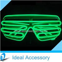 New Hot Personalized Flashing LED Shutter Party Grow Glasses For Clubs/Parties/Festival Costume etc