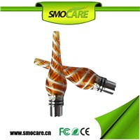 Newest Hot Sell Glass Globe Atomizer Bulb Wax Atomizer