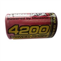 NiMH Battery Pack SC-HP4200mAh 1.2V For Electric Power