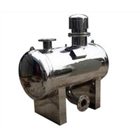 No-negative pressure steady flow tank