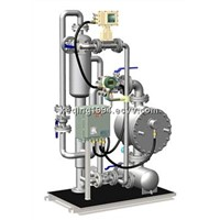 Oil Well Automatic Metering System