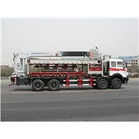 Oilfield Pipe Carrier Vehicle / Manifold Truck-mounted