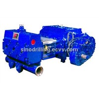 Oilfield Triplex Plunger Pump / Mud Pump