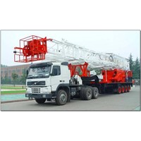 Oilfield Workover Trailer-mounted / Truck-mounted