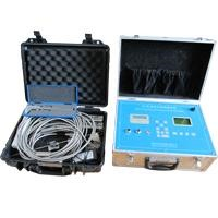 Online Metering and Testing Device for Oil and Water
