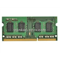 Original DDR3 1333 4G Ram for Notebook use