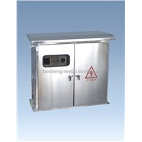 Out door stainless steel power box IP65 distribution box control box