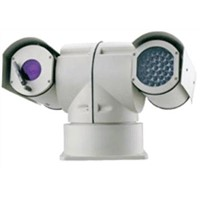 Outdoor InfraRed High Speed PTZ camera-100 Meters