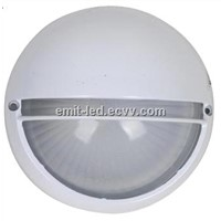 Oval moisture-proof  LED lamp with Aluminum body