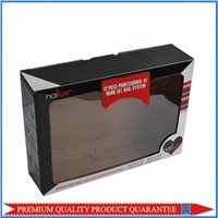 PVC Window Corrugated Box