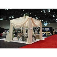 Party Decoration portable Curtain Rod easy use oem your required