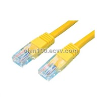 Patch Cable Ethernet Lan for Network Cat5E RJ45 / Network Cable / communication AV cable