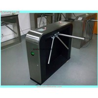 Pedestrian Security Access Control Tripod Turnstile RS 418