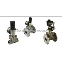 Piston quick cut off solenoid valve(size:DN20~350mm)