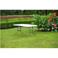 Plastic Folding Table, Outdoor Picnic Table