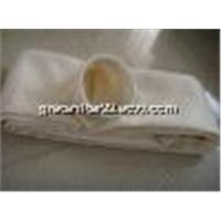 Polyester Filter Bag With Water Repellent For Cement Plant