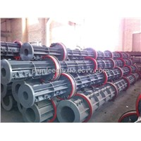 Pre-stressed Concrete piles forming machine