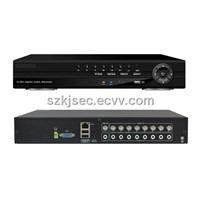 Professional Model DVR Standalone H.264 8Channel D1 Resolution Audio/Alarm/Network DVR