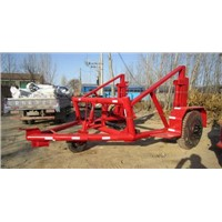 Pulley Carrier Trailer, drum trailer, Cable Trailer