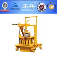 QT40-3C concrete block making machine price