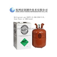 R407C Refrigerant Gas Replace R22 11.3Kg For Cooling System