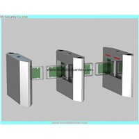 RFID Access Control Swing Gate Turnstile/Security Swing Gate Barrier