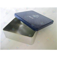 Rectangular tin box for biscuit cookies,Milk bicuit tin boxes,cookies tin can