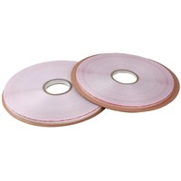Resealable double sided PE bag sealing tape(03)