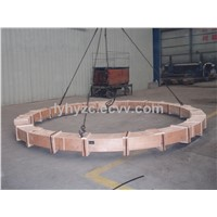 Rotary Bearings/Slewing Ring Bearings Packed by Round Wooden Case 797/1860G2