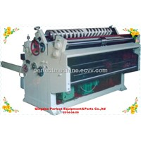 Rotary carton paper cutting machine