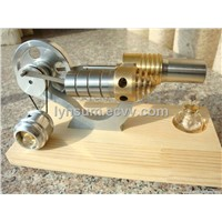 S02011 Hot Air Stirling Engine Generator