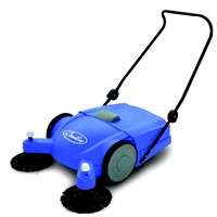 S460 stainless steel hand push sweeper HSTD