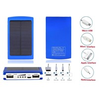 SC10000A USB Portable Solar power bank