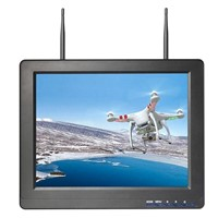 "12.1"" Ground Station FPV monitor with VGA HDMI 5.8G wireless receiver"