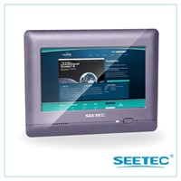 "SEETEC 7"" embedded all in one PC WIN CE 6.0 Touch terminal"