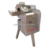 SS vegetable dicing machine