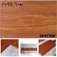 Sandalwood Laminate flooring embossed