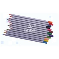 School Children Drawings, Wood Pencils in Silver Color