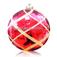 Seamless vacuum plating Christmas balls, Christmas crafts for holiday decor and gifts