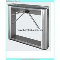 Security Auto Access Control Turnstile -Waist Height Turnstile