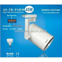 Shop Window High Power 30W/35W/40W/45W  CE RSOH EMC LED PAR30 Track Light