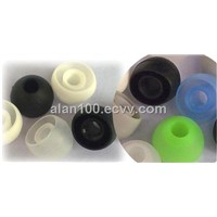Silicone eartips